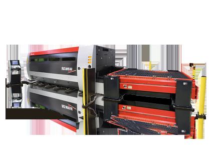 AMADA FLC 3015Aj Laserschneidmaschine