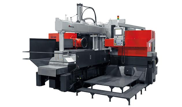 AMADA THV 1000 CNC Doppelkopffräsmaschine