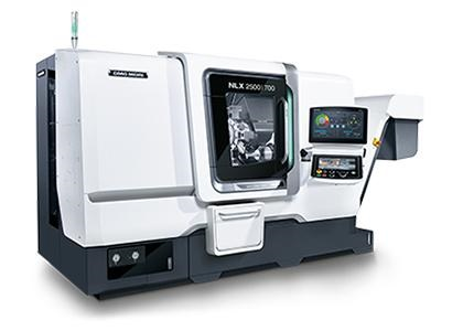 DMG GILDEMEISTER NLX 2000 Universal-Drehmaschine