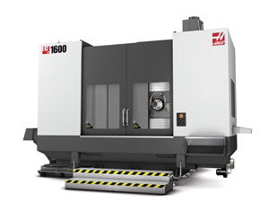 HAAS EC 1600 Horizontal-Fräsmaschine