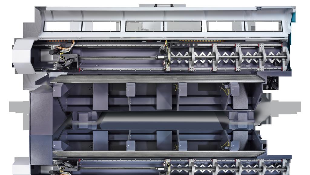 INDEX MBL-65 Stangenlader