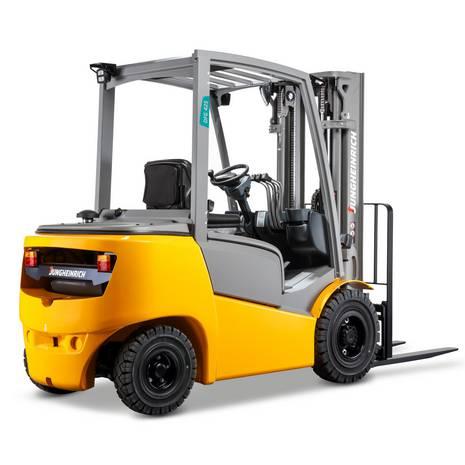 JUNGHEINRICH DFG 425 Diesel-/Treibgas-Stapler