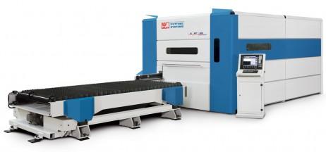 KNUTH D.Laser RP2040/FL2000 Laserschneidanlage