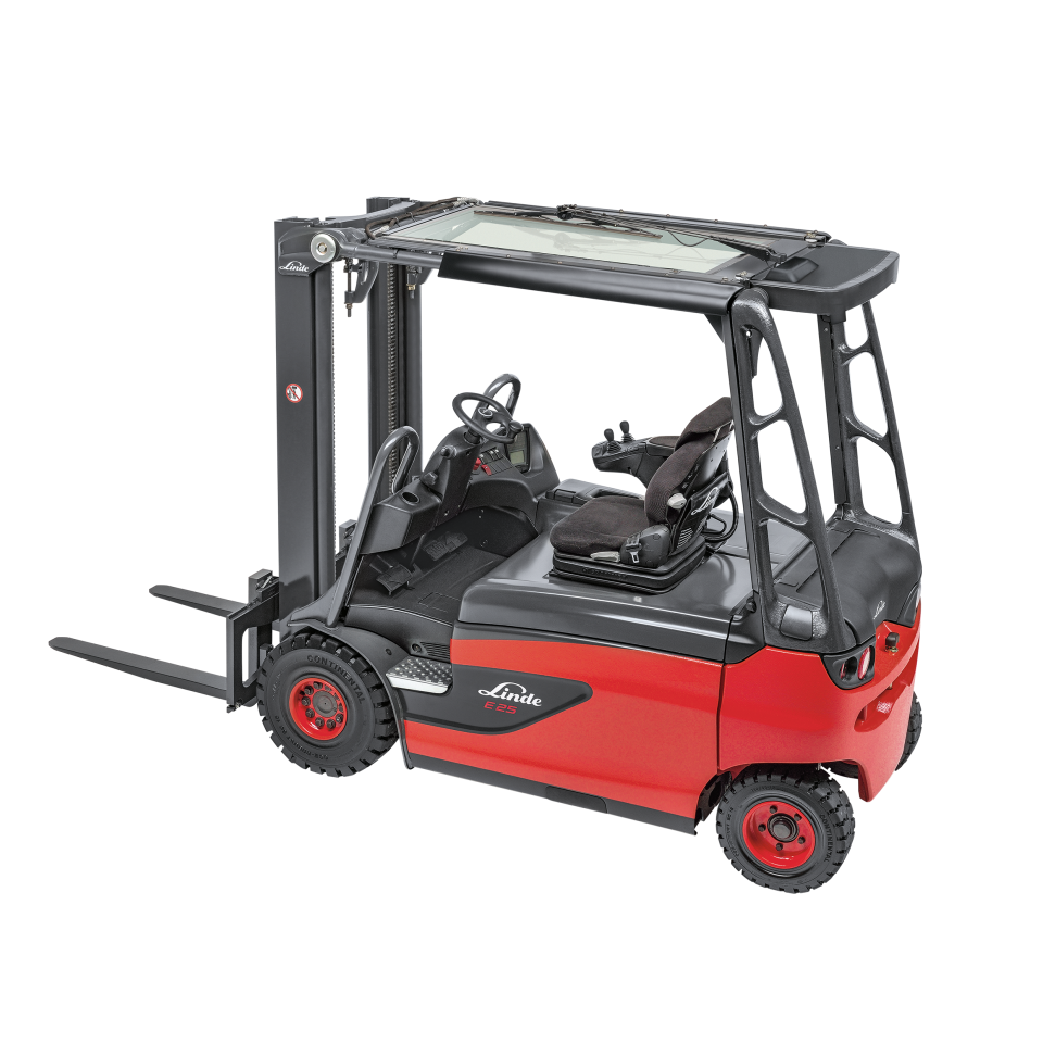 LINDE E20 - E35 R E-Stapler