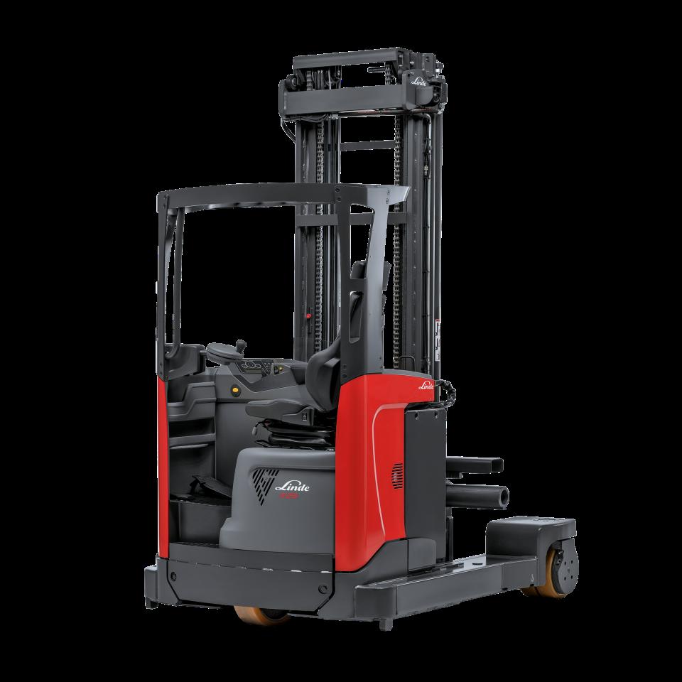 Wózkek wysokiego składowania LINDE R20 F – R25 F