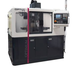 OPTIMUM OPTImill F 4 CNC Fräsmaschine