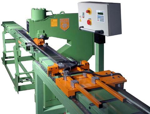 Urządzenie CNC z systemem przesuwu liniowego PEDDINGHAUS