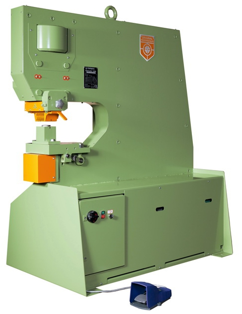 Dziurkarka hydrauliczna PEDDINGHAUS Hydraulic 1250