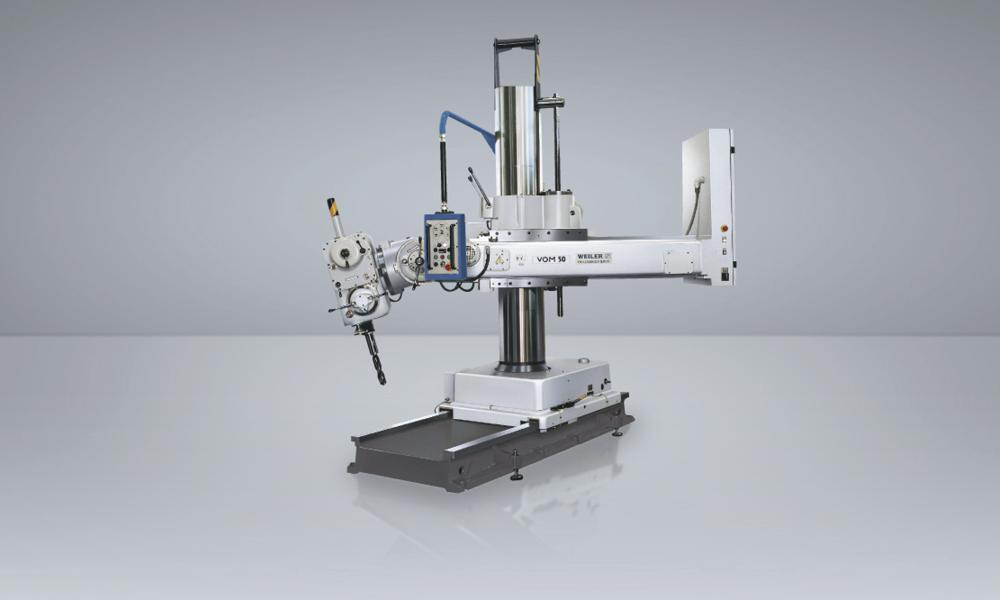 WEILER VOM 50 Montagebohrmaschine
