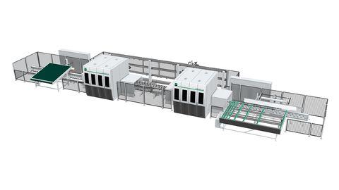 WEINIG Conturex 226 CNC Bearbeitungszentrum