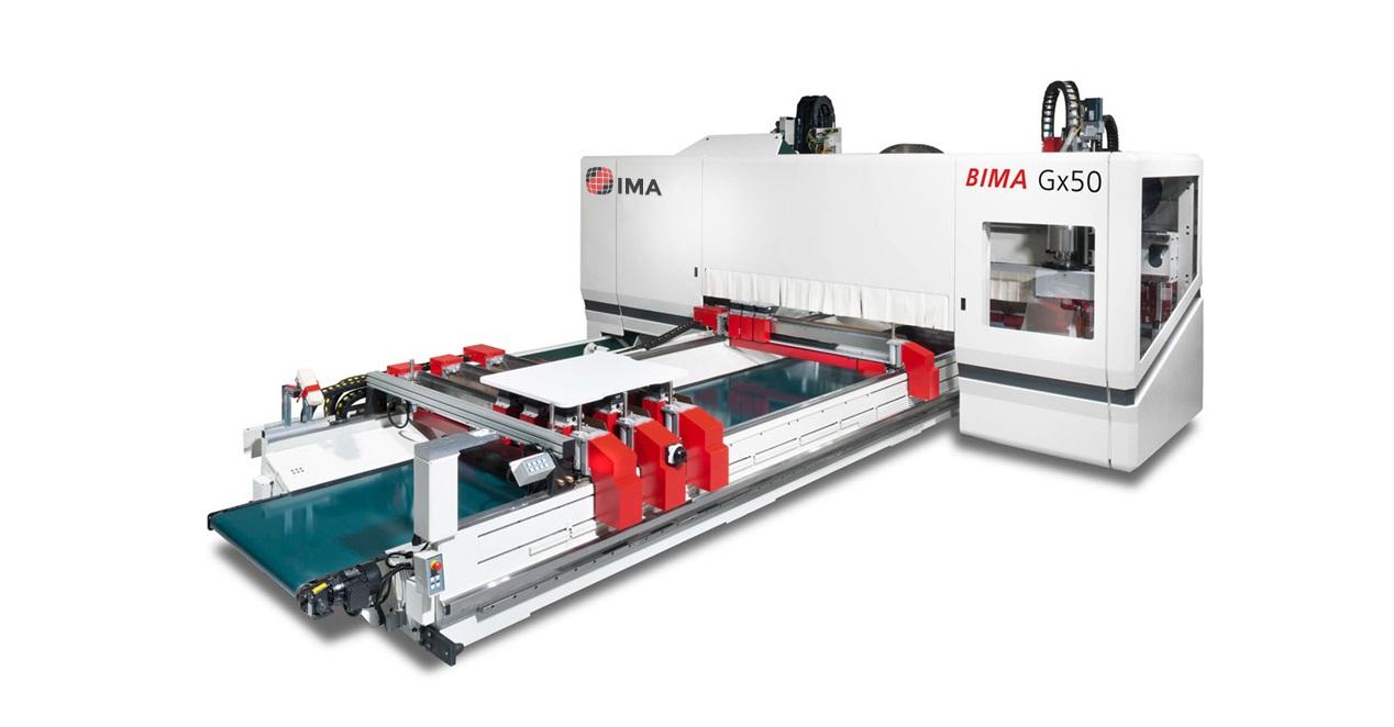 Centrum obróbcze CNC IMA BIMA Gx50/60