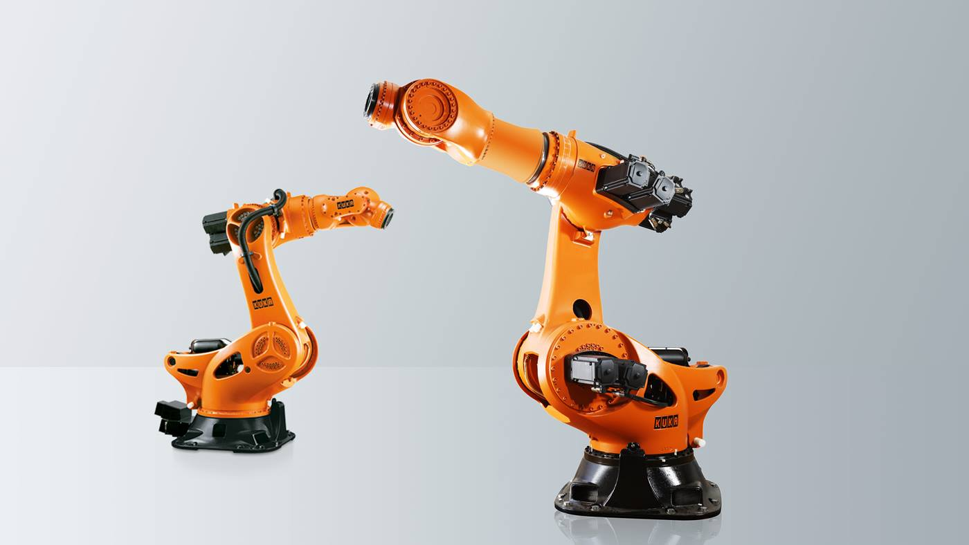 Robot KUKA KR 1000