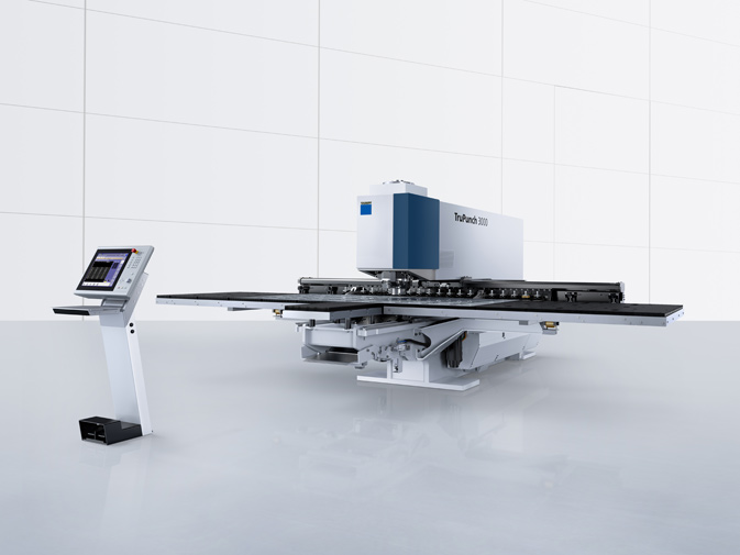 Poinçonneuse TRUMPF TruPunch 3000 (S11)