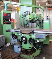 Chłodny Frezarki do metalu używane   CNC i konwencjonalne – niskie ceny JV14