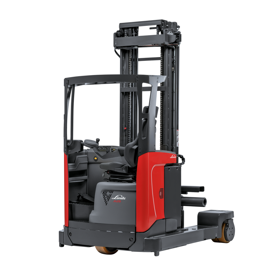 LINDE R20 F - R25 F reachtruck
