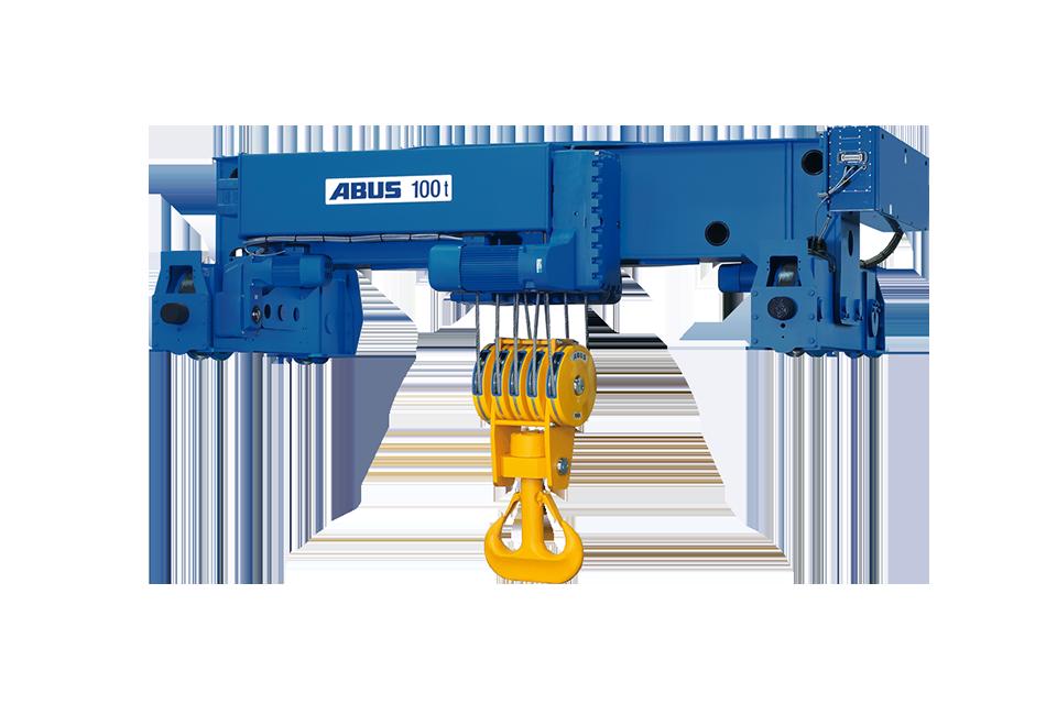 ABUS elektrische staaldraadtakel