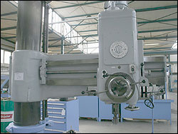Used Drilling Machine, available at once