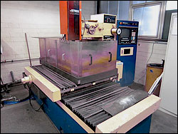 Used erosion machines from Surplex