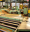 Cutting and Bending Line TH Profiles