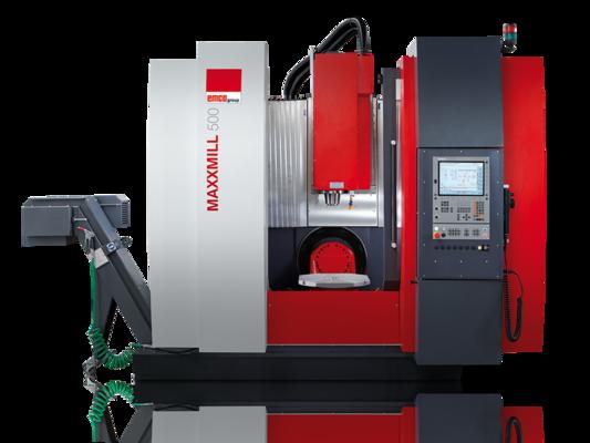 EMCO MAXXMILL 500 freesmachine