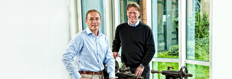 Geschäftsführung Ulrich Stalter & Michael Werker